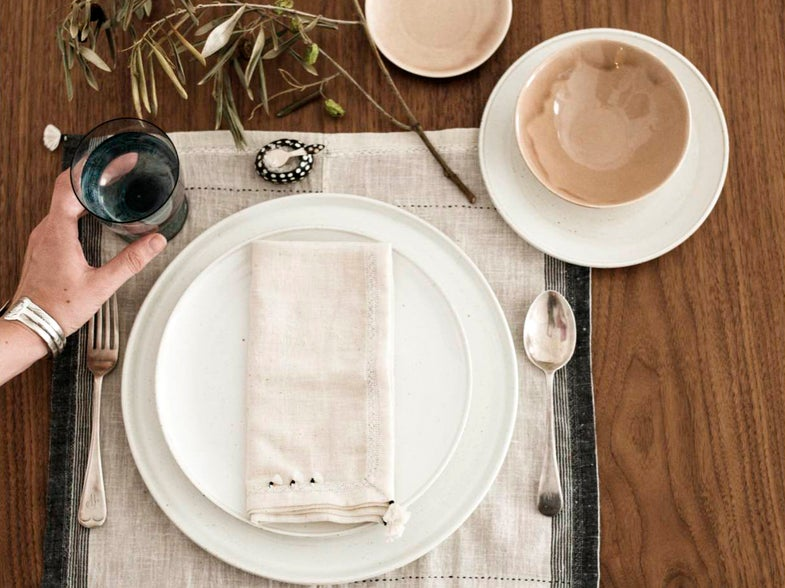 The Art of Setting the Table
