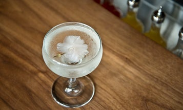 The Pour: Cocktail Rehab for the Saketini