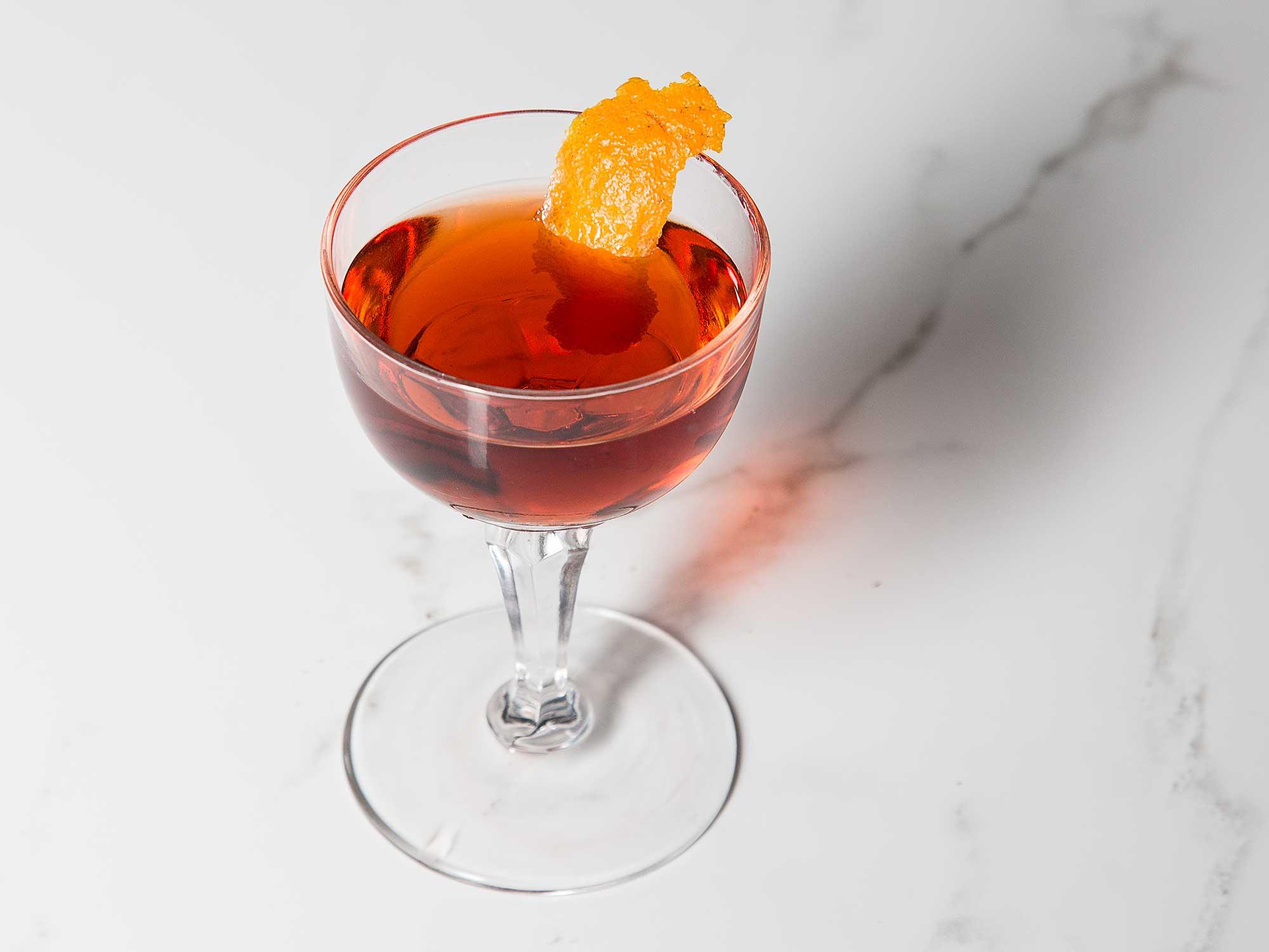 Sherry & Bitters