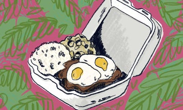 Celebrating the Humble, Greasy, Un-Instagram-able Hawaiian Plate Lunch