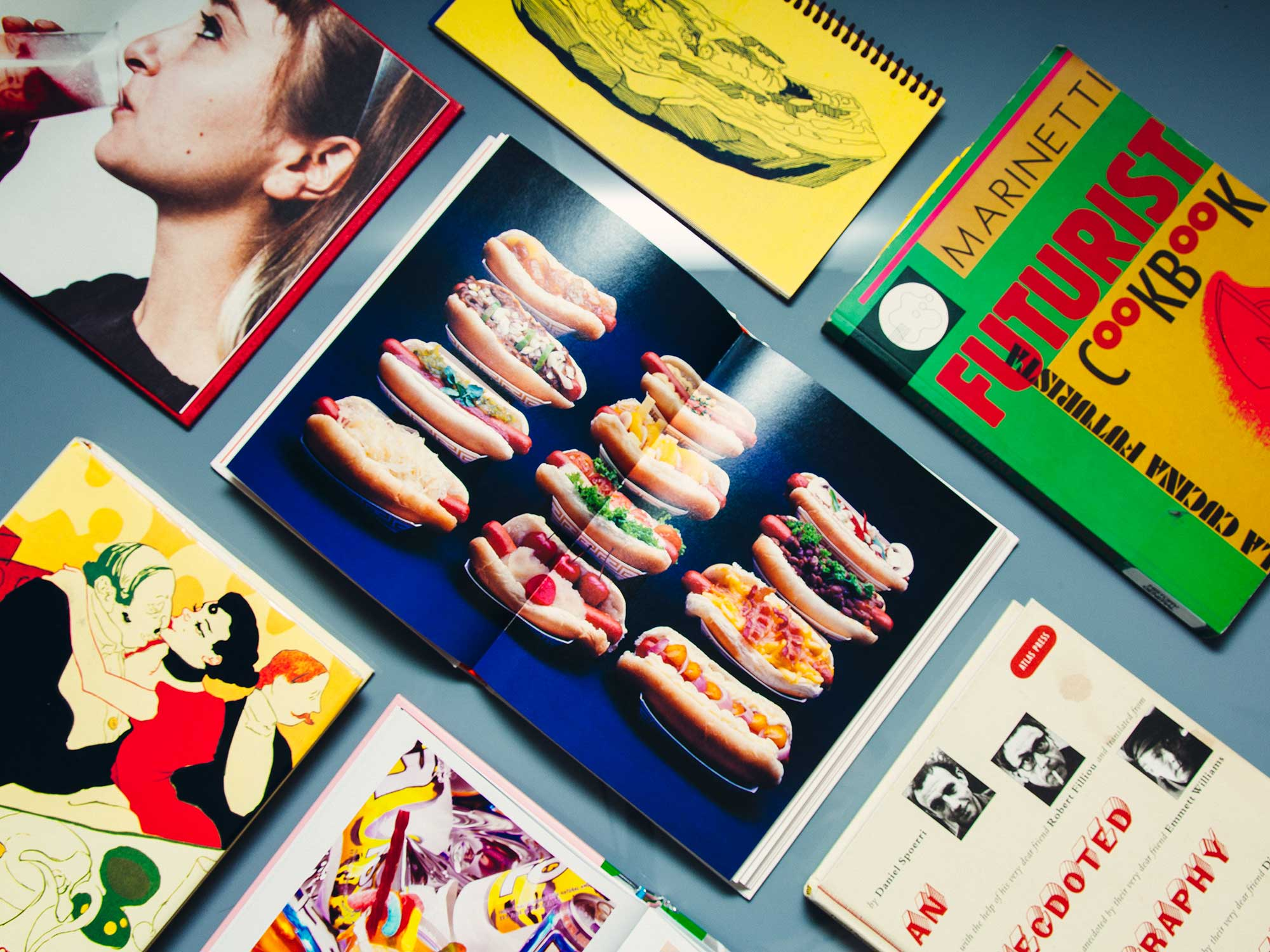 SAVEUR Gift Guides: Food-Meets-Art Books for the Design-Minded