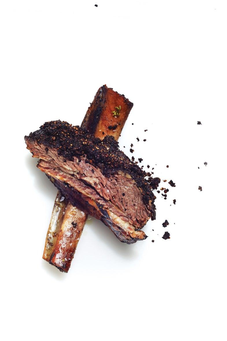 Brine, Rub, Steam-Roast, and Sear the World's Greatest Short Ribs