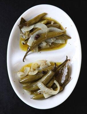 Pickled Serrano Chiles