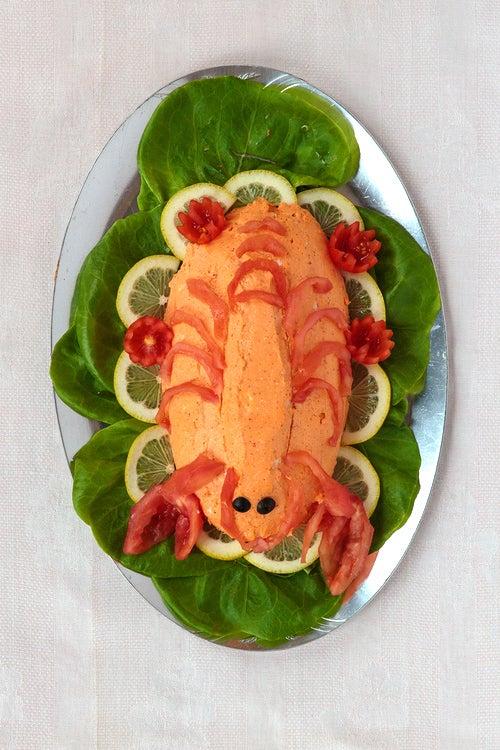 Lobster Mousse (Mousseline de Homard)