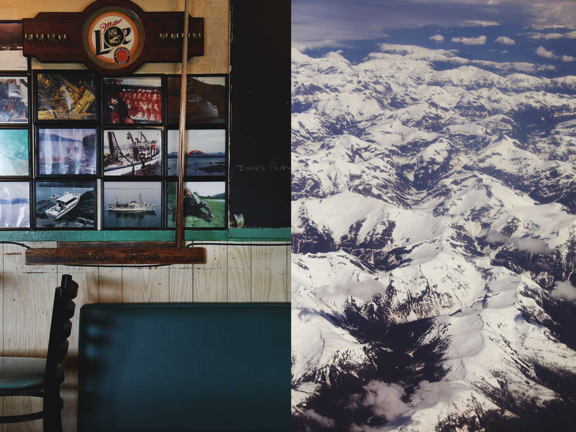 The Dive Bar at the End of the World