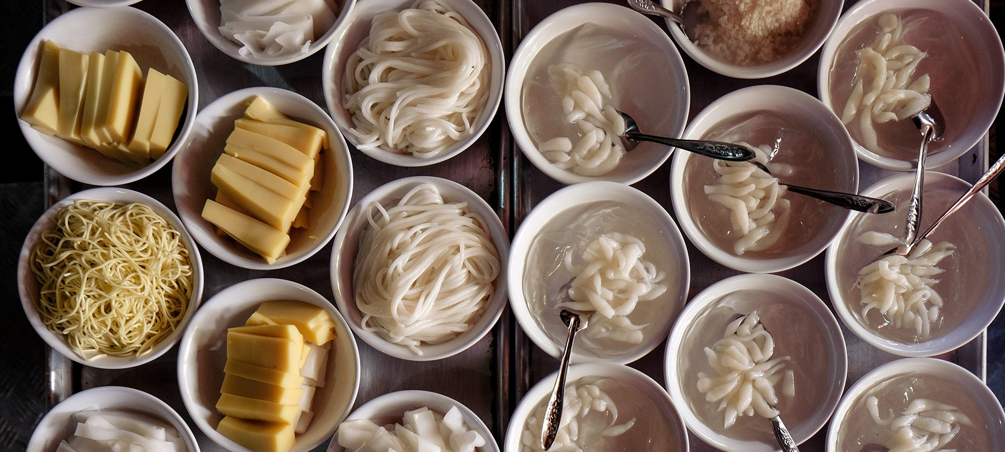 On the Hunt for Yunnan-Style Rice Cakes