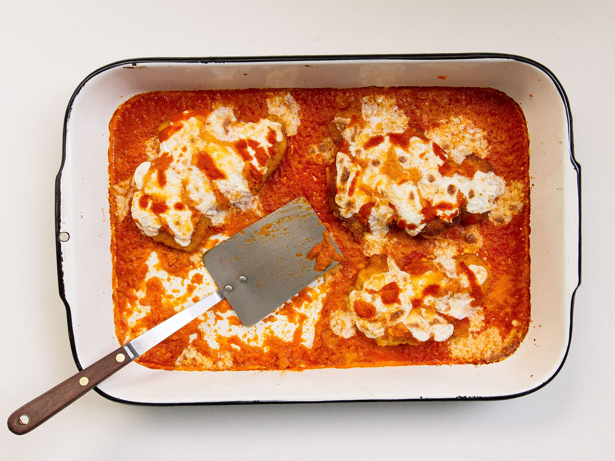 The Easiest Way to Great Chicken Parmigiana