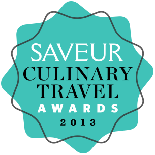 The SAVEUR Culinary Travel Awards