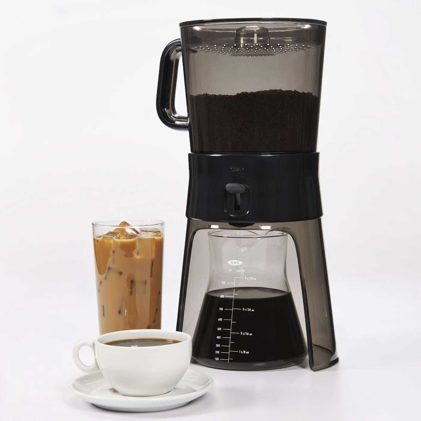 oxo cold brew system