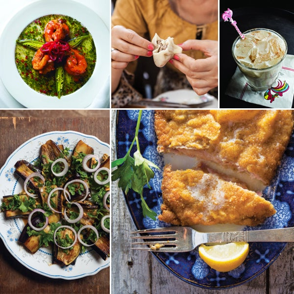 All the Recipes from the April Issue