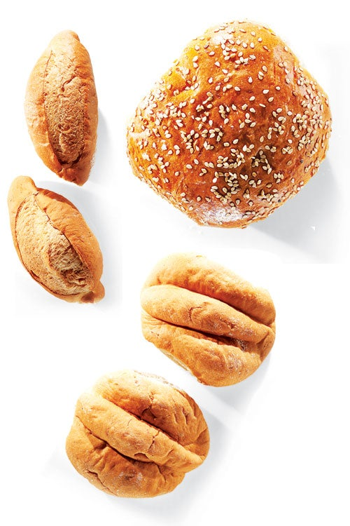 Mexico's Daily Breads