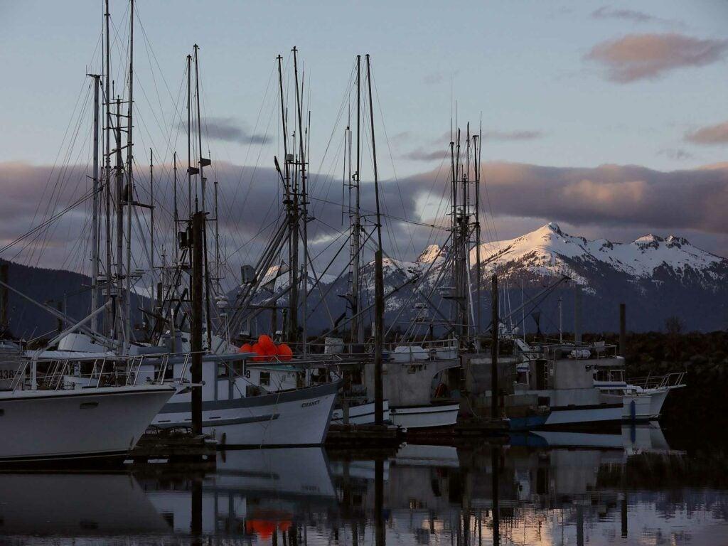 Sitka, Alaska, Harbor