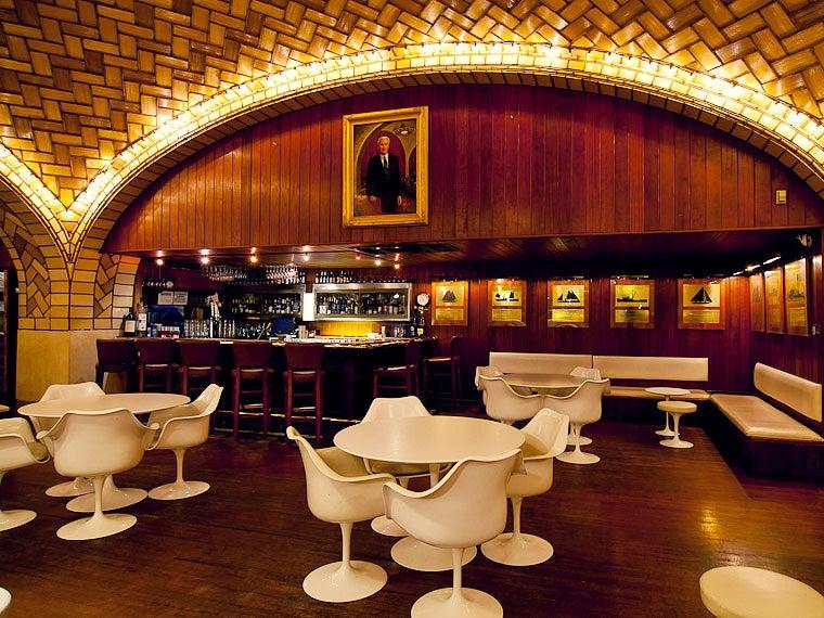 Oyster Bar, Martini