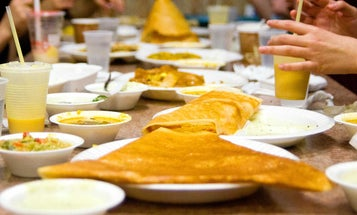 A Beginner's Guide to the Great Wide World of Indian Dosa