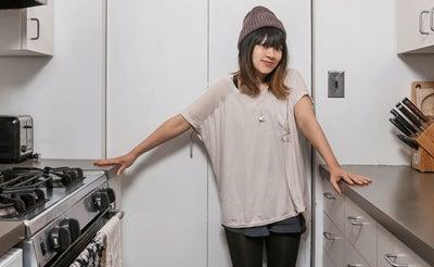 I Love My Kitchen Because: Miho Hatori