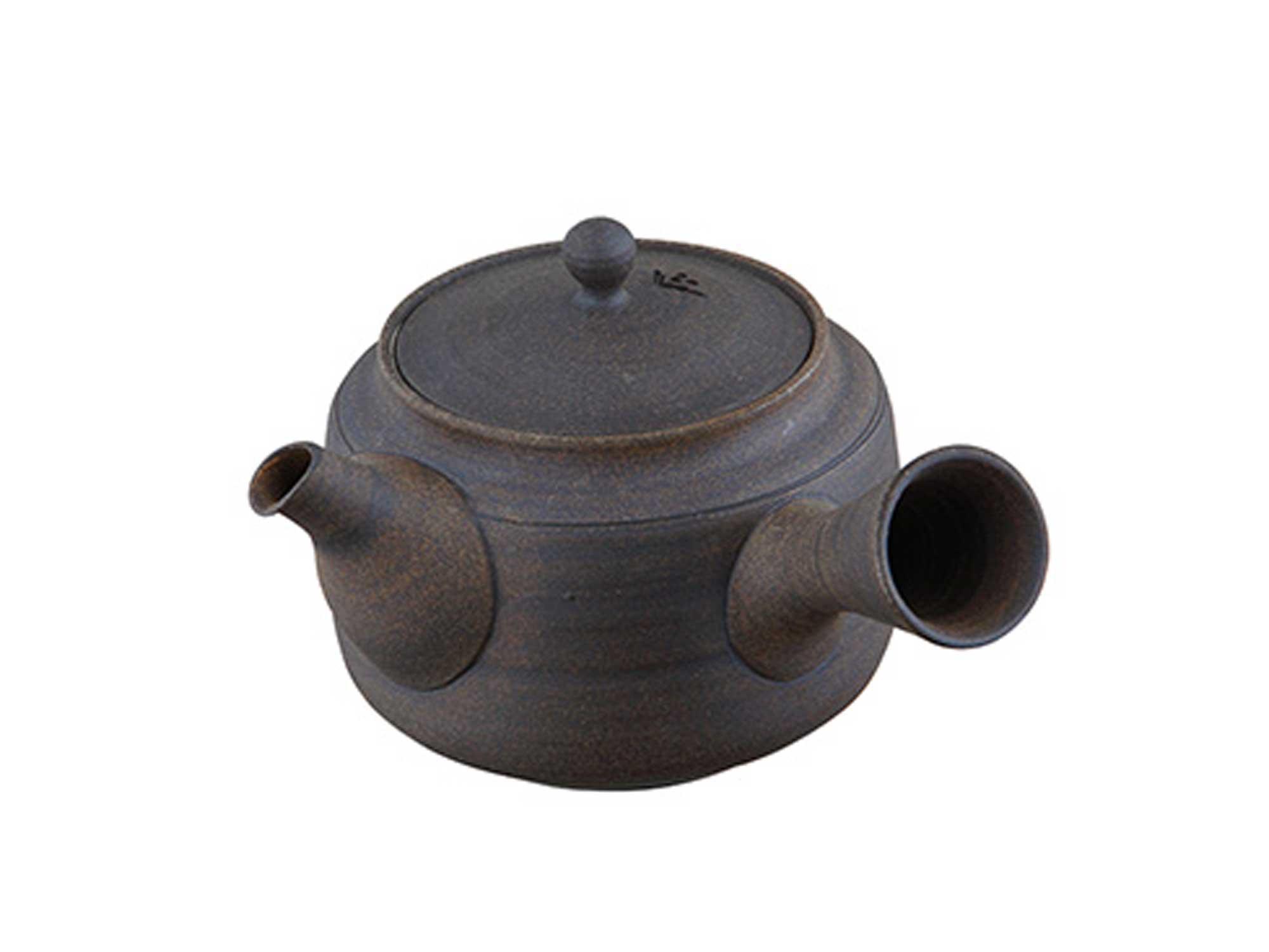 Yakishime Kyusu Teapot