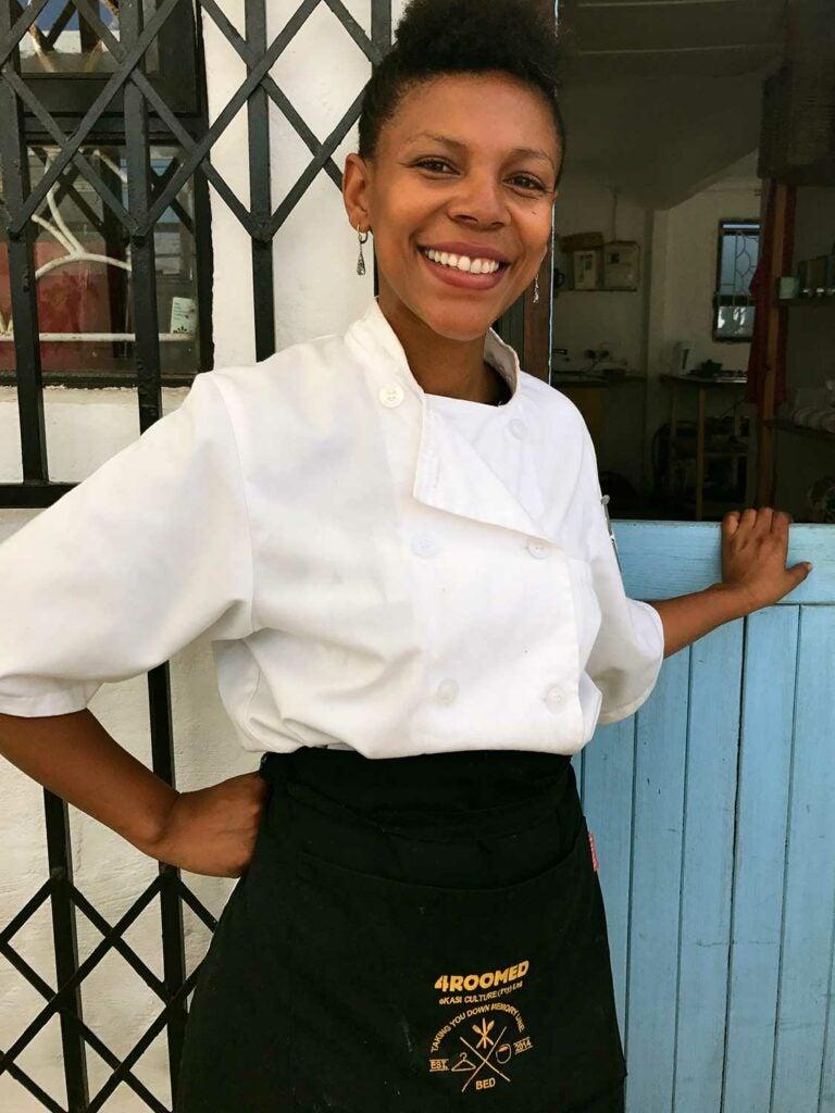 Abigail Mbalo-Mokoena