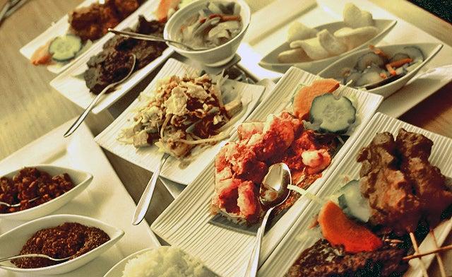 Rijstaffel: Amsterdam's Indonesian Feast