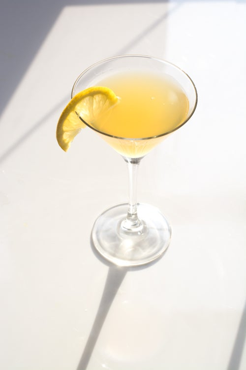 Birds and bees cocktail