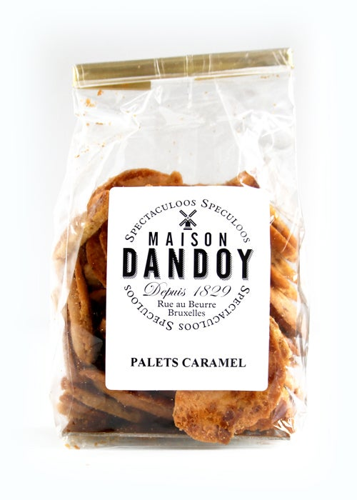 One Good Find: Maison Dandoy's Salted Caramel Biscuits