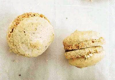 Baci Di Dama (Hazelnut Meringue Sandwich Cookies)