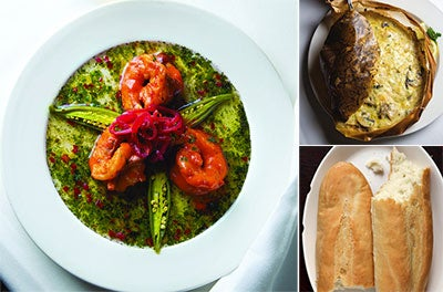 Menu: A Classic New Orleans Dinner