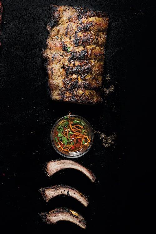 Mexican Pork Spareribs (Costillas Adobadas)