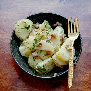 German Potato Salad Recipe Saveur