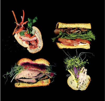 Looks Delicious: Scanwiches