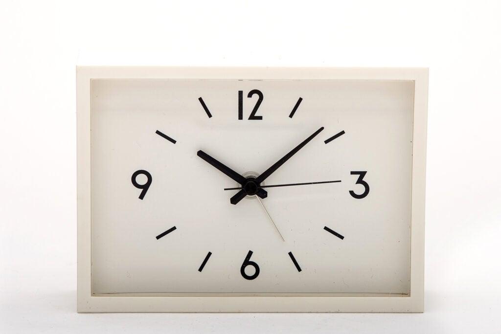 Japanese Station Alarm clock