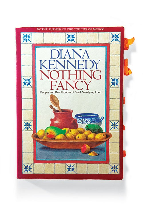 Nothing Fancy: Recipes and Recollections of Soul-Satisfying Food]