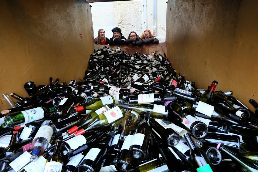 """The Best Bottles at """"The Burning Man of Wine"""""""