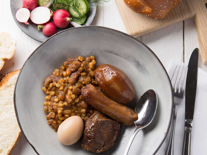How I Learned to Love Cholent, Tel Aviv's Jewish Cassoulet