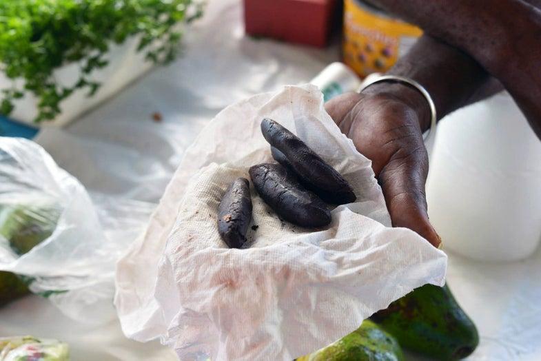 Caribbean Cocoa Tea Makes an Amazing Hot Chocolate