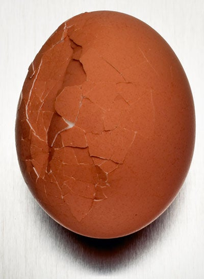 How to Peel Hard-Boiled Eggs