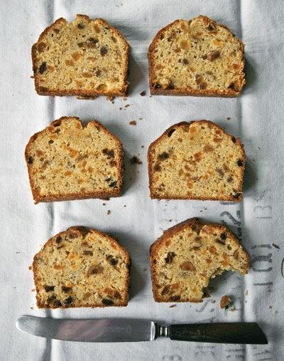 Swedish Fruitcake