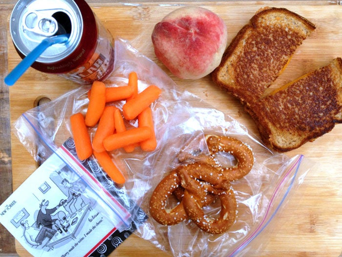 How Katie Workman of the Mom 100 Packs a Lunch