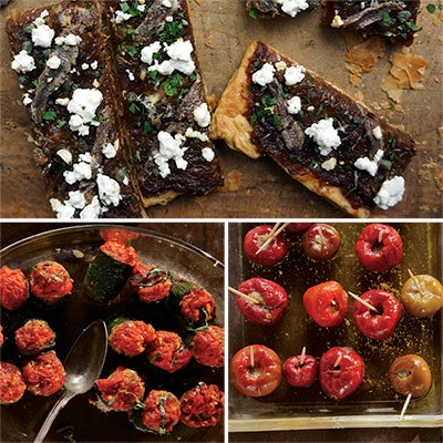 Menu: Party-Perfect Small Bites for Labor Day