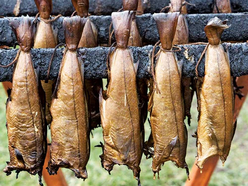 A Scottish Smoked Fish Tradition