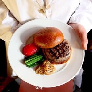 '21' Club Hamburger
