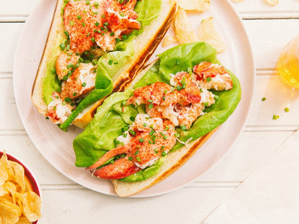 The Best Connecticut-Style Lobster Rolls