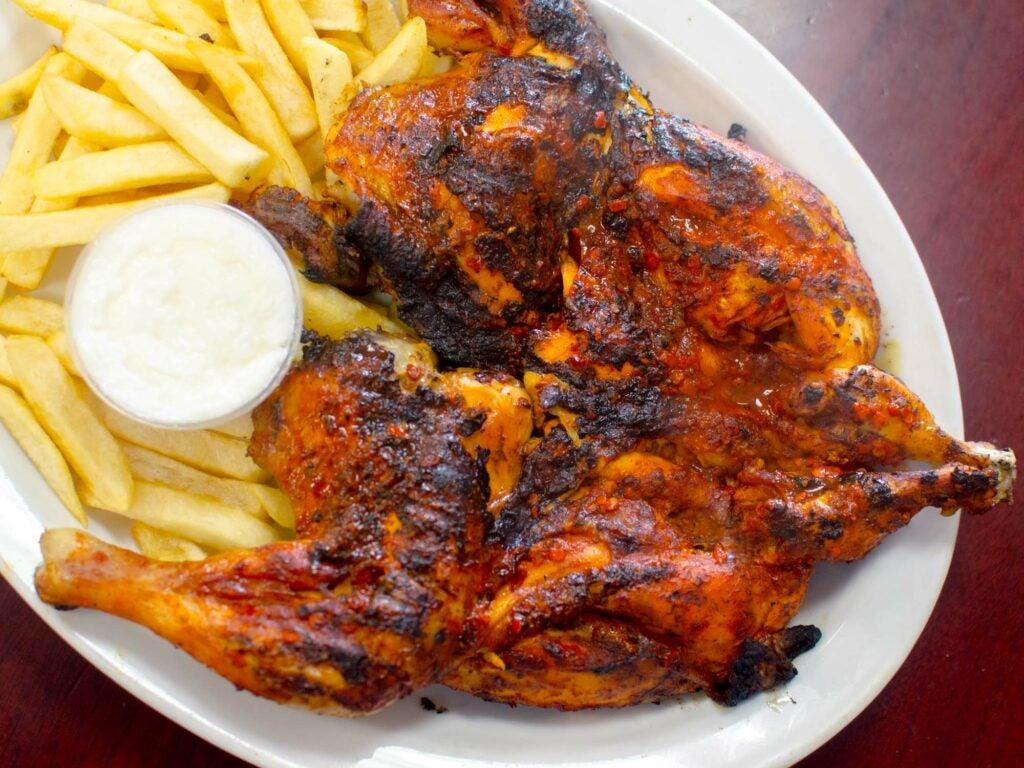 Grilled chicken Al Kumah Paterson NJ