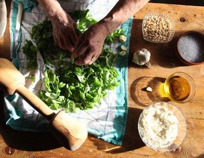 Elements of Pesto