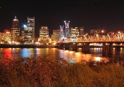 City Dozen: Chris Onstad and Sarah Kanabay's Portland, Oregon