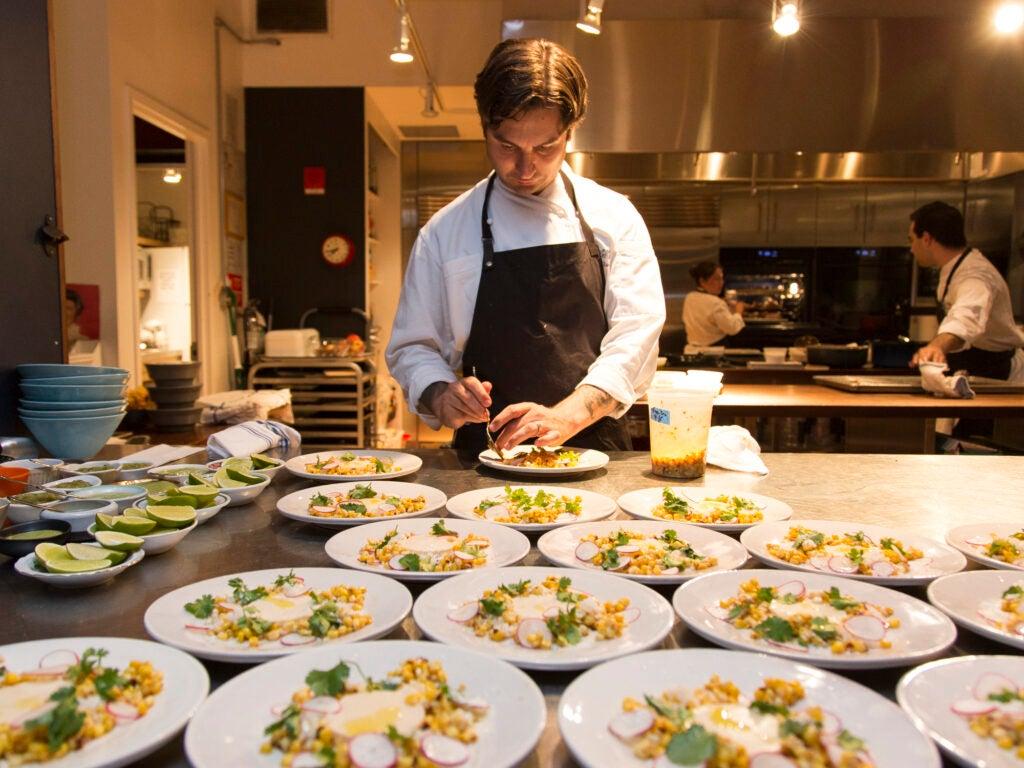 Alex Stupak Saveur Supper
