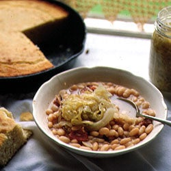 Soupy Beans