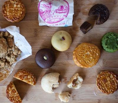 China's Modern Mooncakes