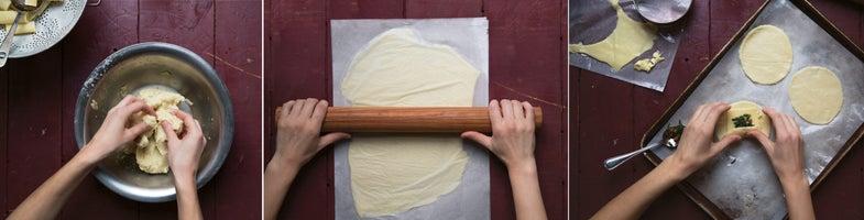Use Pasta as Dough