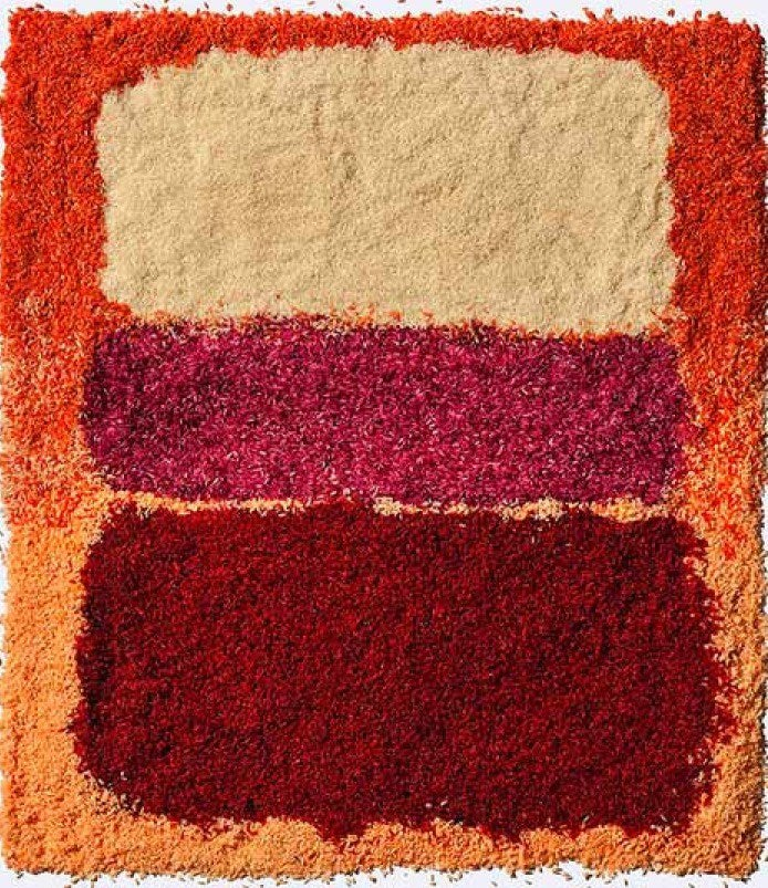 Weekend Reading: Rice Rothkos, Fashionable Recipes & More