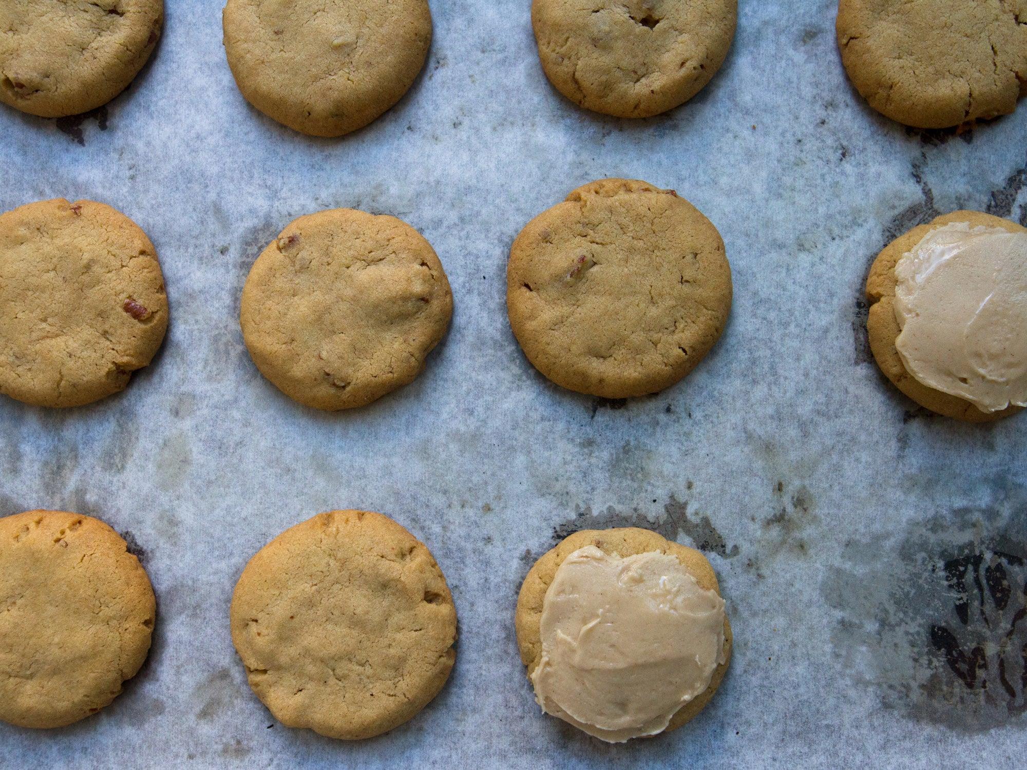 Turtleback Cookies